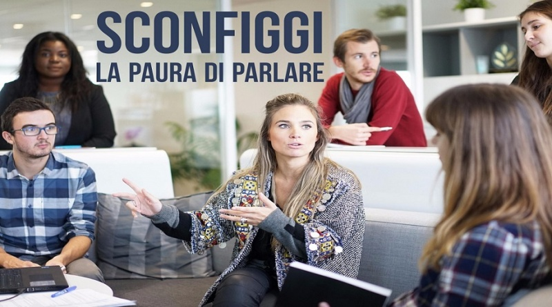Network Marketing è parlare: come superare la paura!