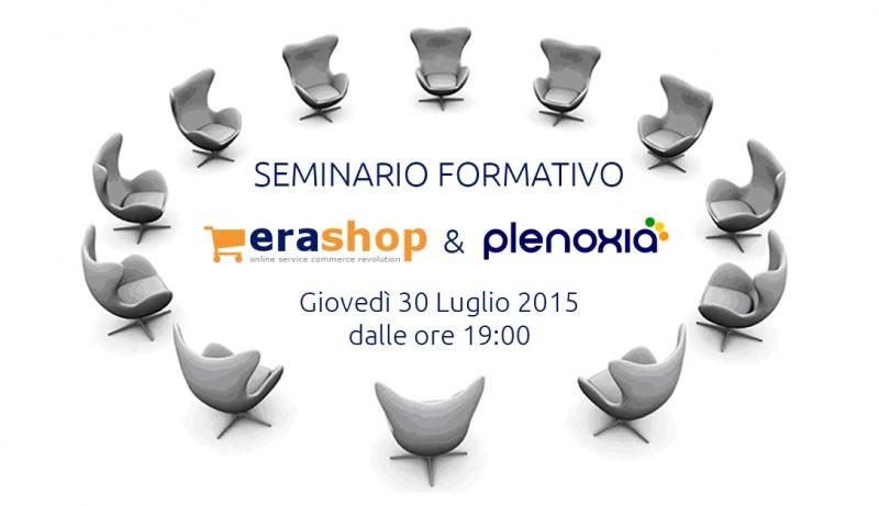 1° SEMINARIO FORMATIVO - Giovedì 30 Luglio a Brescia